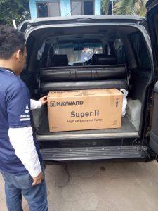Distributor Aneka Pompa Kolam Renang Terpercaya