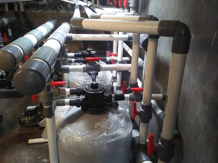 Cara Pemasangan Pompa Kolam Renang Yang Benar
