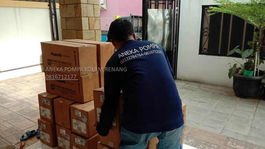 Menjual Peralatan Untuk Operasional Kolam Renang Palembang