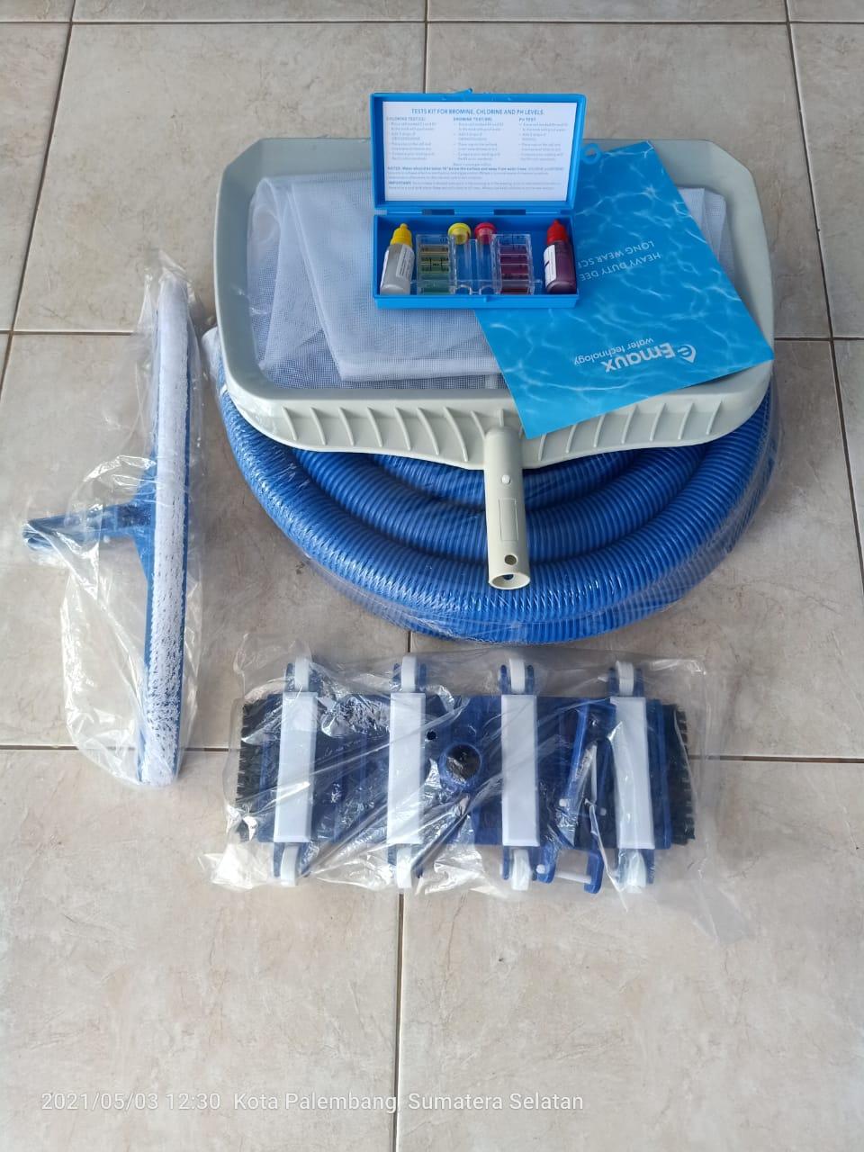 vacuum cleaner kolam renang
